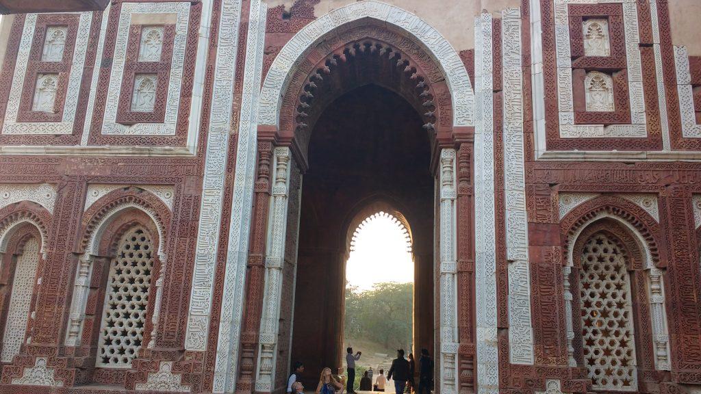 Alai Durwaza - Qutub Minar, Delhi